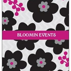 Bloomin Events