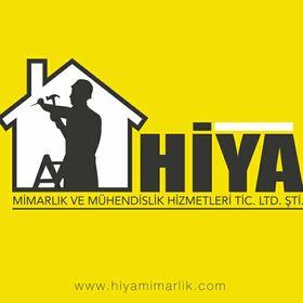 Hiya Mimarlik ve Mühendislik Hizmetleri Tic. Ltd.Şti.