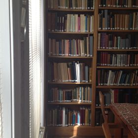 Ancient India and Iran Trust Library