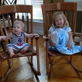OHM Rocking Chairs