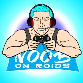 NoobOnRoids | Gaming | Anime | Entertainment