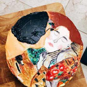 картины в тортах