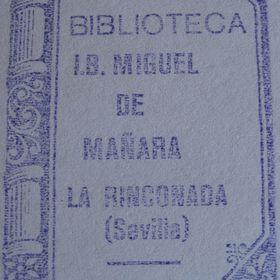 Bibliomañara