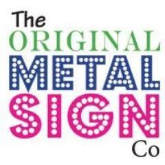 The Original Metal Sign Company