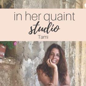 In Her Quaint Studio|Painting Inspiration,Ideas,Dreamy Art