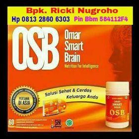 Nutrisi Otak Omar Smart Brain
