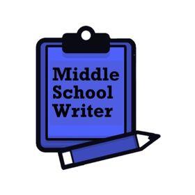 Middle School Writer