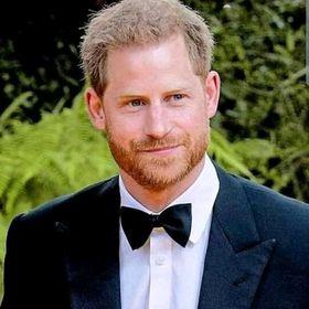 Prince Harry Charles Albert