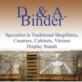 D and A Binder