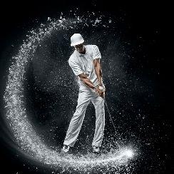 Le golfeur assuré