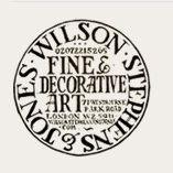 Wilson Stephens & Jones fine and decorative art