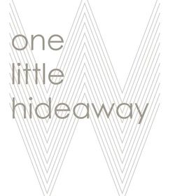one little hideaway