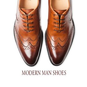 Modern Man Shoes