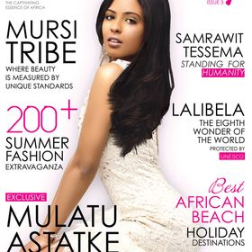 Ethio Beauty Magazine