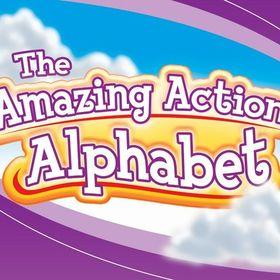 Amazing Action Alphabet