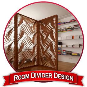 Room divider DIY