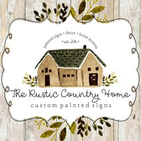 The Rustic Country Home
