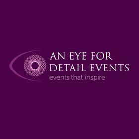 An Eye for Detail Events Ltd