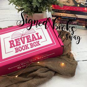 Romance Reveal Book Box