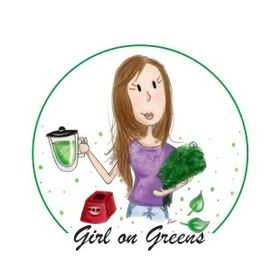 Girl On Greens