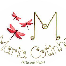 Maria Cotinha - Arte em Pano