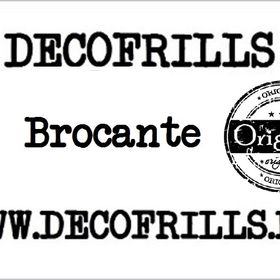 Decofrills Antiques - Industrial - Brocante