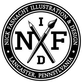 Nick Fasnacht Illustration & Design