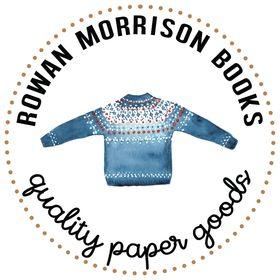 Rowan Morrison Books