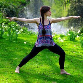 Meike Yogalehrerin und Bloggerin