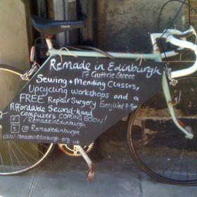 Remade in Edinburgh