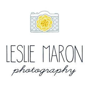 leslie maron photography