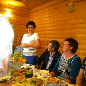 Рамзия Арслангареевна