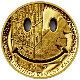 Zlaté Mince Numismatika