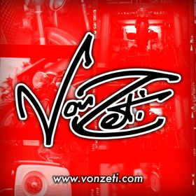 VonZeti Cafe Racer Products
