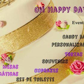 Oh Happy Day Eventos