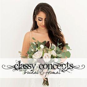Classy Concepts Bridal Boutique