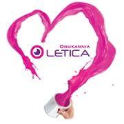 Letica.pl - graphic design studio, printing