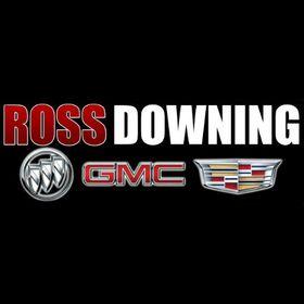 Ross Downing Buick Gmc Cadillac Rossdowninggmc Profile Pinterest