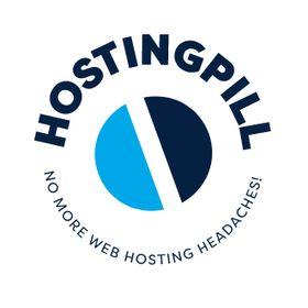 HostingPill | No More Web Hosting Headaches