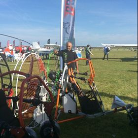 Fly Products Paramotor Trike Paragliding