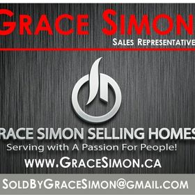 Grace Simon, life and Real Estate Passions