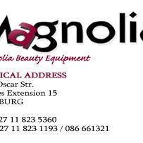 Magnolia Beauty Equipment and Products