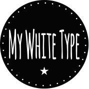 My White Type