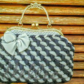 Mellie's hαndmade handbags By Basiliki Polymeri