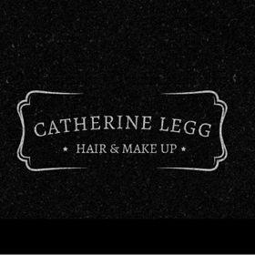 Catherine Legg Hair and Makeup artist