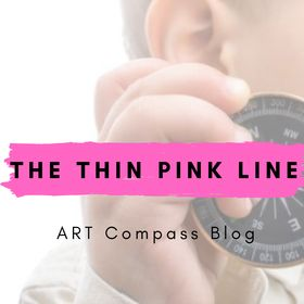 The Thin Pink Line- ART Compass Blog for Infertility Patients