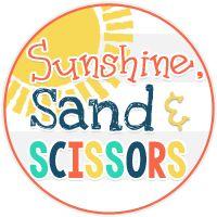 Sunshine, Sand, and Scissors