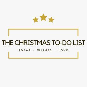 The Christmas To-Do List || Ideas & Inspiration For Christmas!