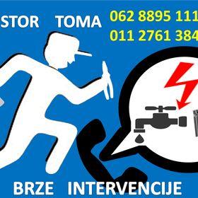 Haus majstor Toma - Elektricar, grejanje, BGD - 062 88 95 111