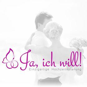 Ja, ich will! - einzigartige Hochzeitsplanung